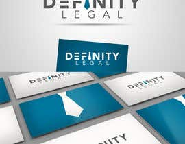 nº 45 pour Design a Logo for Definity Legal par amauryguillen