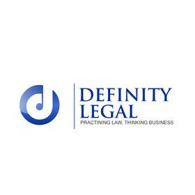 nº 20 pour Design a Logo for Definity Legal par putul1950