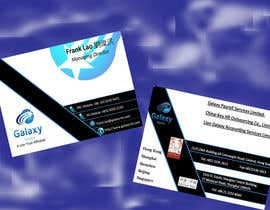 #25 untuk To improve existing business card oleh bhanukabandara