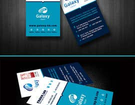 #34 for To improve existing business card by WindCloudDesign