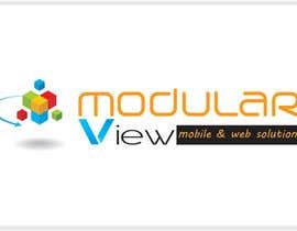 nº 35 pour Logo Design for Modular View par mohon7613464