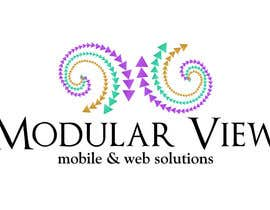nº 84 pour Logo Design for Modular View par osdesign