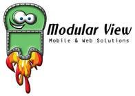 Graphic Design Конкурсная работа №37 для Logo Design for Modular View