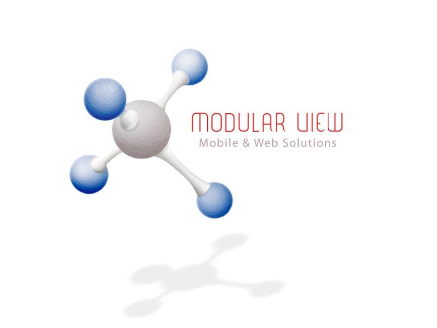 Конкурсная заявка №87 для Logo Design for Modular View