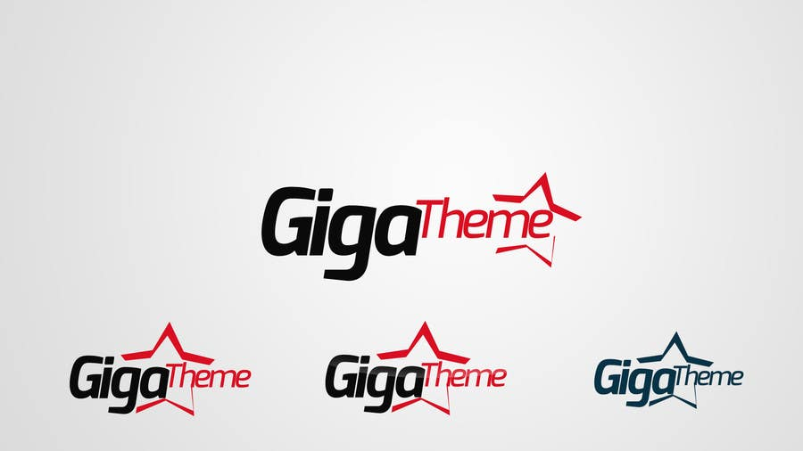 #10 for Design en logo for Gigatheme.com by davidbirtas