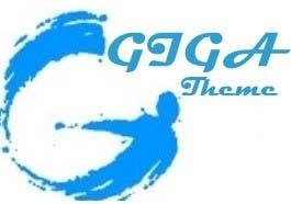 Kilpailutyö #14 kilpailussa Design en logo for Gigatheme.com