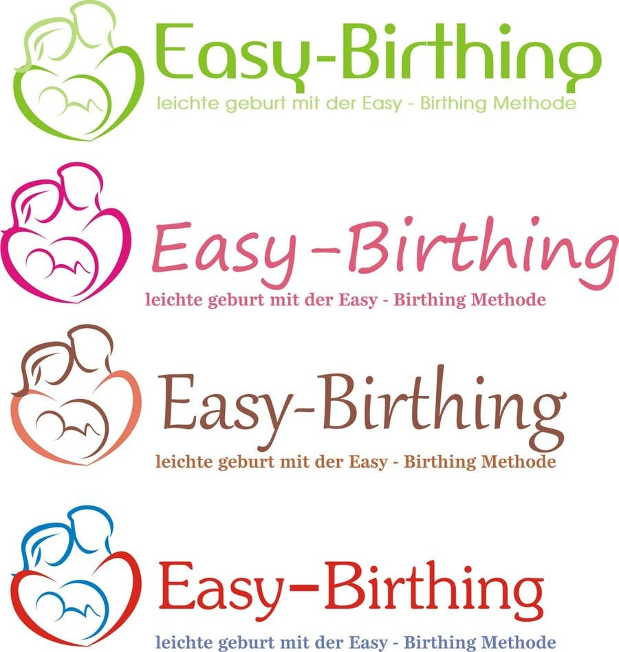Bài tham dự cuộc thi #50 cho Design a Logo for Easy-Birthing (.de)