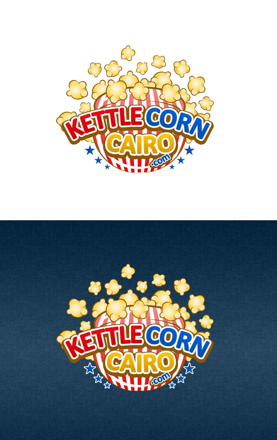 "Contest Entry #47 for Design a Logo for ""Kettle Corn Cairo"""