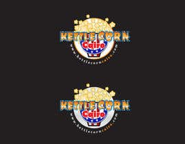 "#52 cho Design a Logo for ""Kettle Corn Cairo"" bởi arteastik"