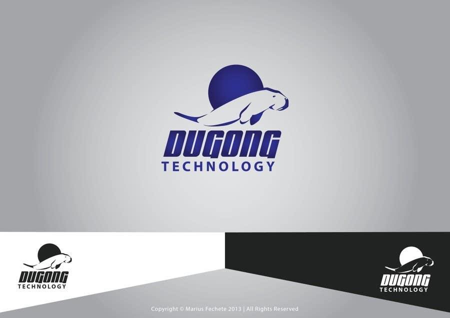 #61 for Design a Logo for Dugong Technology by mariusfechete