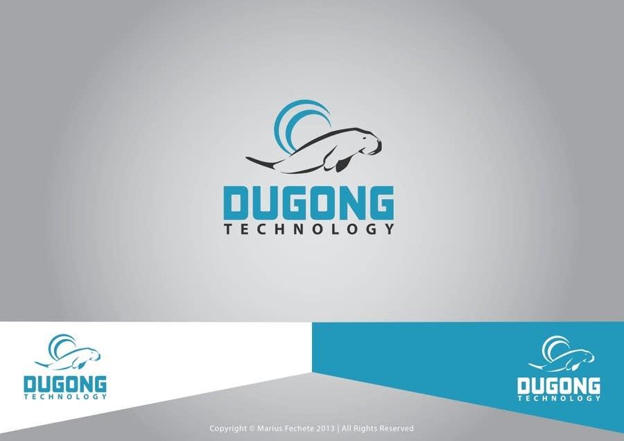 #68 for Design a Logo for Dugong Technology by mariusfechete