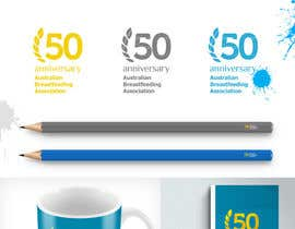 nº 19 pour Design a Logo for Organisation's 50th birthday par candeed