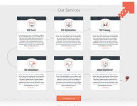 #9 for Create a website mockup for SEO-focused brand af anj12
