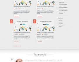 #31 for Create a website mockup for SEO-focused brand af anj12