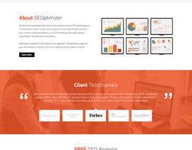 #10 for Create a website mockup for SEO-focused brand af nextdesign2007