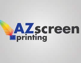 #4 for Design a Logo for Arizona Screen Printing - AZscreenprinting.com by speedpro02