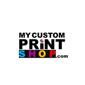 #4 cho Design a Logo for MyCustomPrintShop.com bởi putul1950