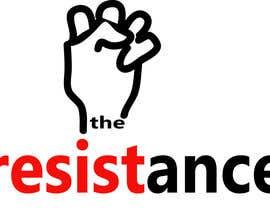 """nº 26 pour Design a Logo """"The Resistance"""" par lapogajar"""
