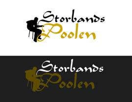 #70 para Designa en logo for StorbandsPoolen por subhamajumdar81