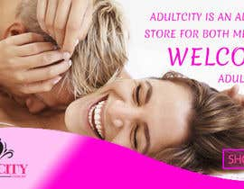 #30 cho Design a Banner | Adult Shop | AdultCity Home Page Banner bởi friendzone