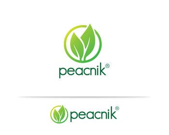 #353 for Design a Logo for Peacnik af zefanyaputra