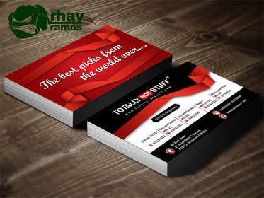 #34 for Design a business card by rhayramos11