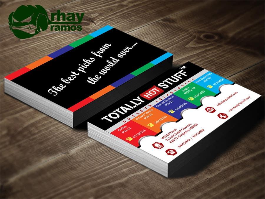 Inscrição nº 54 do Concurso para Design a business card