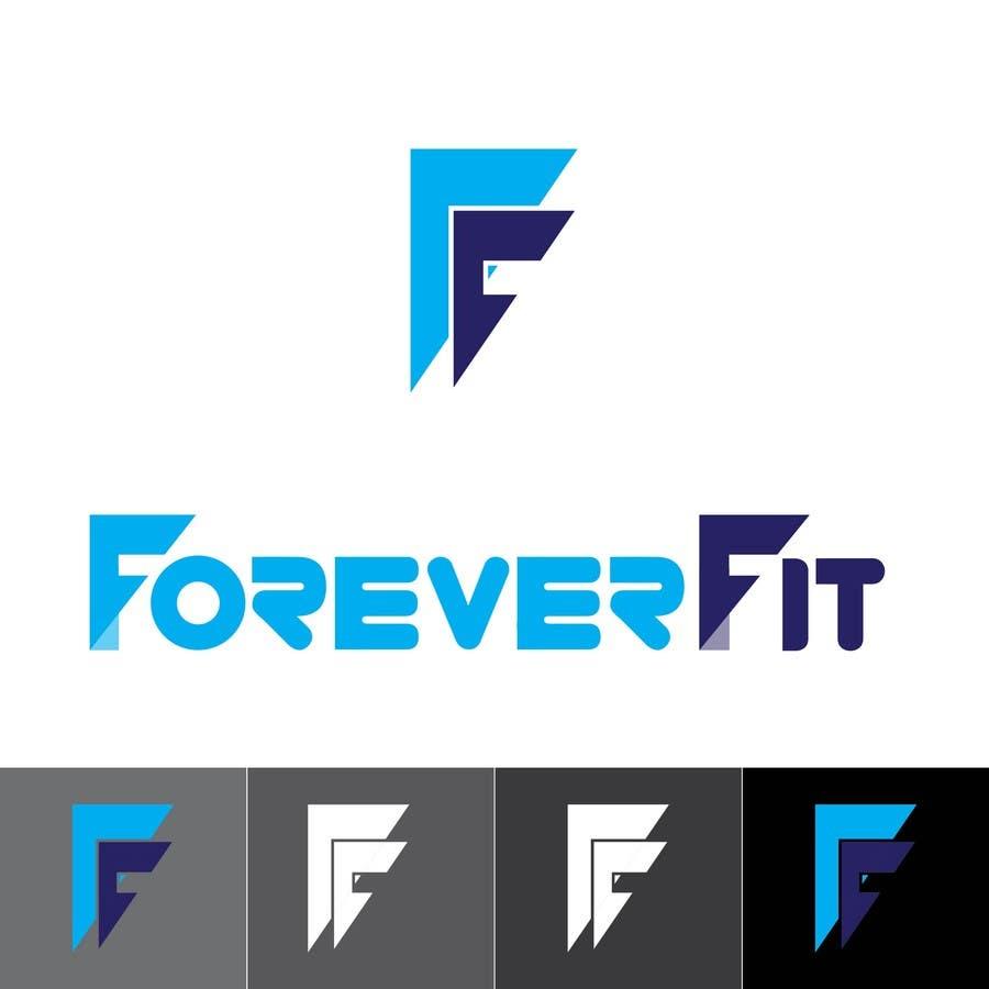 Entry 36 By Shrunga For Fitness Logo And Symbol Design Freelancer
