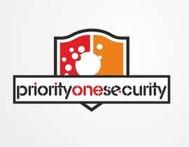 #119 untuk Design a Logo for Priority one security. oleh dyv