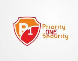 #121 for Design a Logo for Priority one security. af dyv