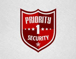 nº 122 pour Design a Logo for Priority one security. par nilankohalder