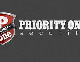 nurmania tarafından Design a Logo for Priority one security. için no 30