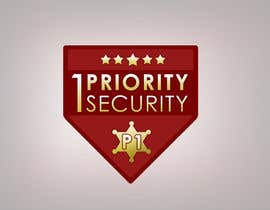 #111 untuk Design a Logo for Priority one security. oleh hauriemartin