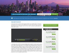 Pavithranmm tarafından Build a Website for My Seminar Business için no 31