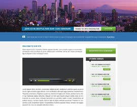 Pavithranmm tarafından Build a Website for My Seminar Business için no 32