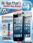 Graphic Design Contest Entry #16 for Design a Flyer for Mobile App and Website Developer