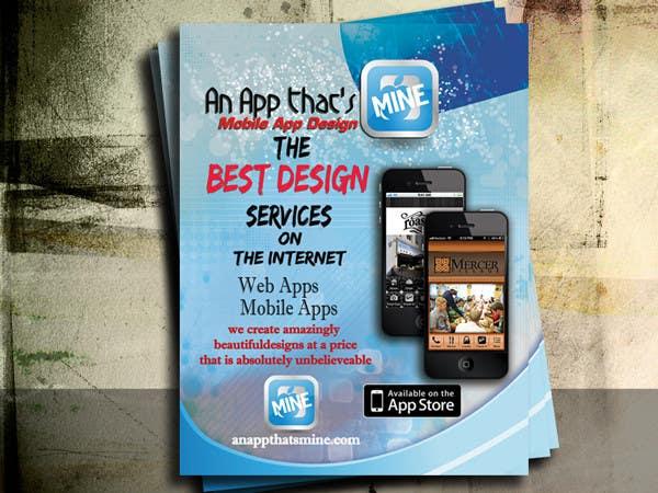 Bài tham dự cuộc thi #                                        20                                      cho                                         Design a Flyer for Mobile App and Website Developer