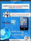 Graphic Design Contest Entry #6 for Design a Flyer for Mobile App and Website Developer