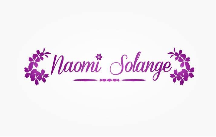 Inscrição nº 63 do Concurso para Ontwerp een Logo for Naomi