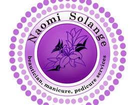 #22 untuk Ontwerp een Logo for Naomi oleh sonisavi25