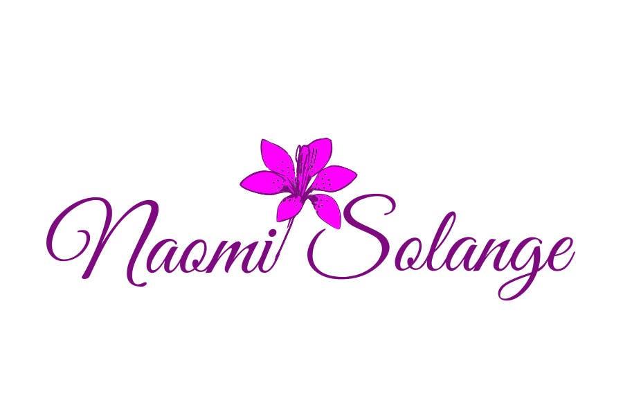Inscrição nº 38 do Concurso para Ontwerp een Logo for Naomi
