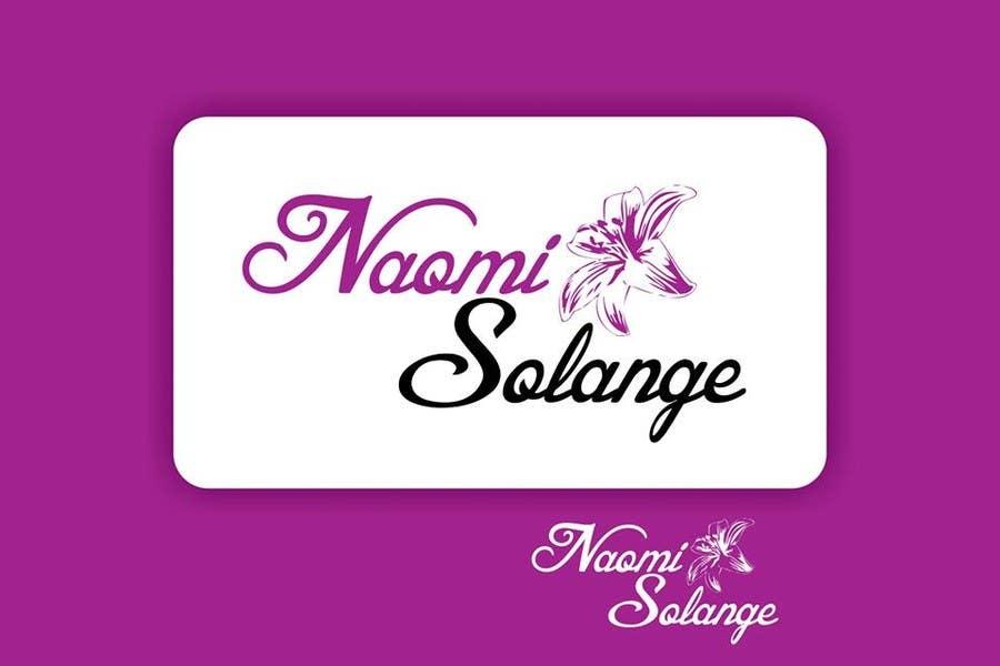 Inscrição nº 18 do Concurso para Ontwerp een Logo for Naomi
