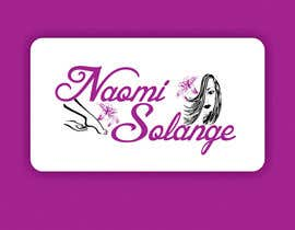 #31 untuk Ontwerp een Logo for Naomi oleh ajdezignz