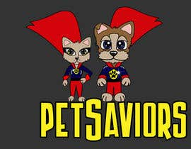 #96 para Design a Logo for PetSaviors por satgraphic