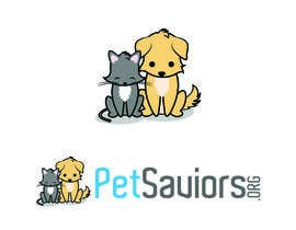 #73 for Design a Logo for PetSaviors by Glukowze