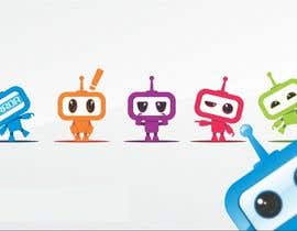 Nro 95 kilpailuun Create a friendly, quirky Mascot with an artificial intelligence theme käyttäjältä creativodezigns