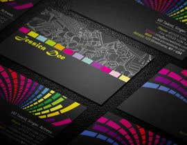 #9 para Design some Business Cards for an Artist who Sing, Dance, Act, Voice Over, Performing Art por akbaraliyev