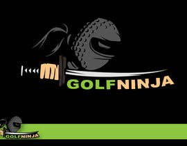 #83 para Design a Logo for GOLF NINJA por rogeliobello
