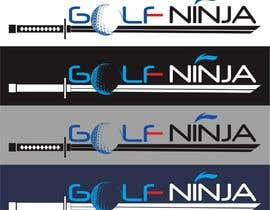 #91 for Design a Logo for GOLF NINJA by ariefb1974
