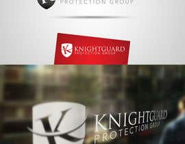 nº 28 pour Design a Logo for Knightguard Protection Group par amauryguillen
